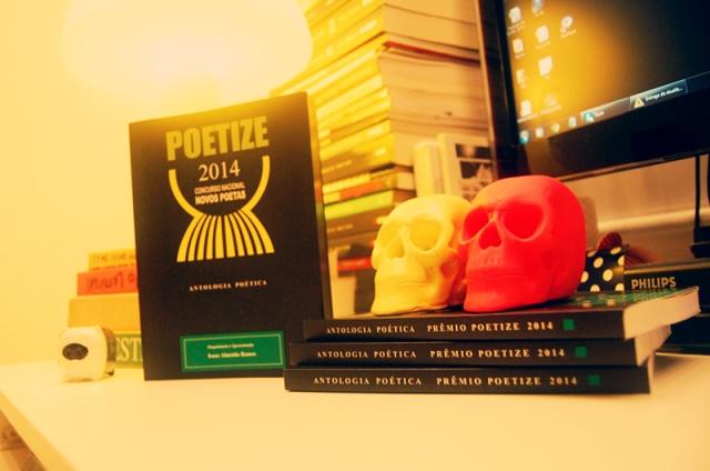 Livro Poetize